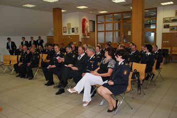 Gasilska zveza Dolomiti je obeležila 20. obletnico delovanja