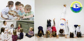 Capoeira za otroke