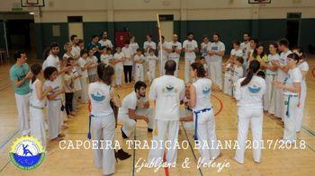 TEDNI odprtih VRAT - CAPOEIRE za odrasle v LJUBLJANI z brazilskim mojstrom
