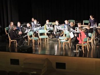 Koncert orkestrov Glasbene šole Tolmin
