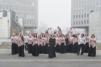 Koncert Akademskega pevskega zbora Tone Tomšič Univerze iz Ljubljane