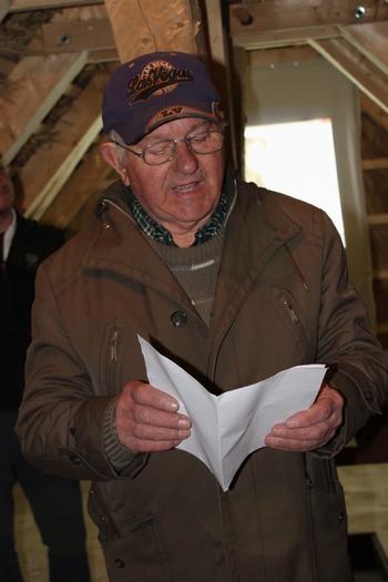 Zapustil nas je pesnik, občinski nagrajenec Leopold Šekli - Poldi