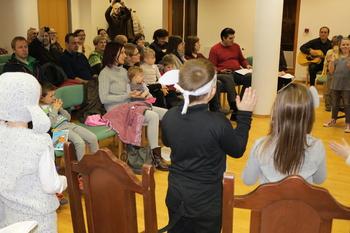 Društvo za osebnostni razvoj Evangelij Danes na Kobariškem prireja številne dogodke
