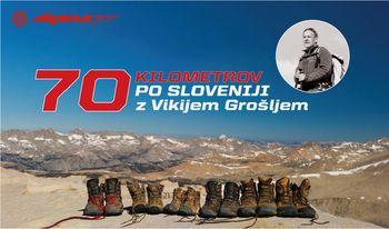 Alpininih 70 km po Sloveniji - pohod po Kobariški zgodovinski poti