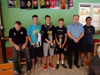 Uspešna sezona kobariškega malonogometnega kluba KMN OPLAST KOBARID