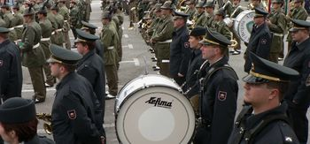 """Koncert vojaških orkestrov """"Zbogom orožje"""""""