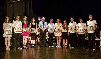 Župan pospremil osnovnošolce generacije 2002