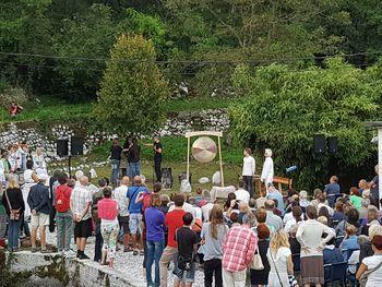 """Simpozij """"Pozno pokristjanjevanje slovenskega ozemlja"""" in kulturni dogodek ob Mrzlem studencu"""