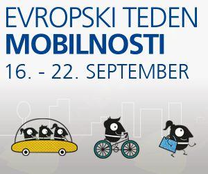 Dan mobilnosti bo izveden v kobariški osnovni šoli