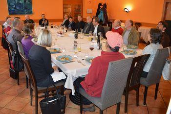 Veleposlaniki obiskali Kobarid