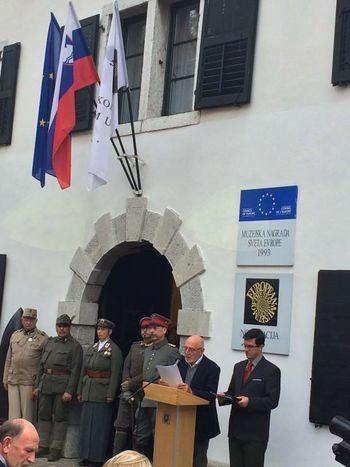 27 let Kobariškega muzeja