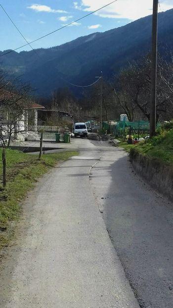 Rekonstrukcija vodovoda in gradnja kanalizacije v vasi Idrsko
