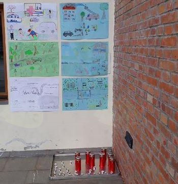 V Kobaridu smo se spomnili na žrtve prometnih nesreč