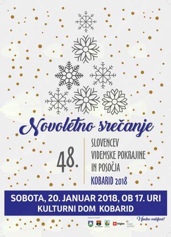 48. novoletno srečanje Slovencev Videmske pokrajine in Posočja