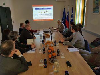 Pobuda po vzpostavitvi razvojnega sodelovanja med Slovenskimi in italijanskimi občinami