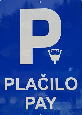 S 1.aprilom se začne pobiranje parkirnine v Zaročišču, na Trgu svobode in na Volaričevi ulici v Kobaridu