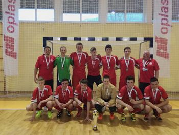 Bronasta medalja ekipi U-19 KMN Oplast Kobarid