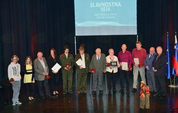 Bliža se rok za oddajo predlogov za občinske nagrade