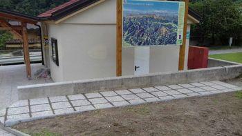 Urejenost javnih površin in turističnih poti