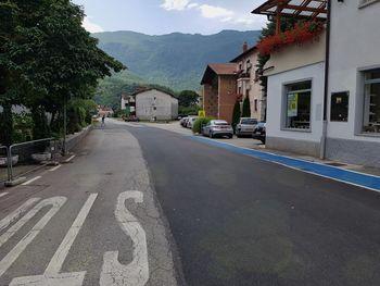 Urejanje komunalne in cestne infrastrukture