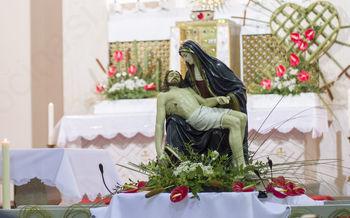 Praznik Žalostne Matere Božje