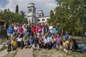 Veseli vikend Društva prostovoljcev Vincencijeve zveze dobrote