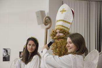 Sveti Miklavž in štiri pomembne besed
