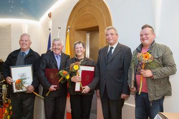 Slavnostna seja občinskega sveta in slovesna podelitev občinskih priznanj