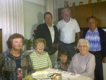 90 let Ivanke Malej
