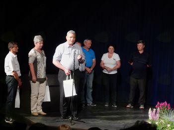 Srečanje prostovoljk projekta Starejši za starejše v Bovcu