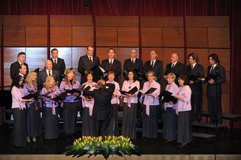 Na Reviji pevskih zborov Goriške bodo nastopili tudi zbori iz naše občine