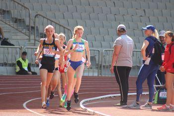 Nika Dobovšek nastopila na Olimpijskem festivalu evropske mladine (OFEM)
