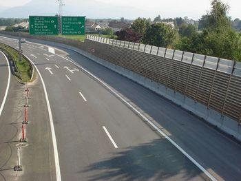 Problematika hrupa z avtoceste na območju Brodov in Tržce