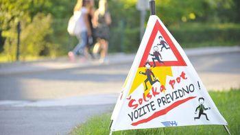 Prikazovalnik hitrosti za večjo prometno varnost tudi v prihodnje