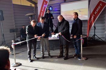 Odprtje novih servisno-prodajnih prostorov podjetja Profi Kmet, d. o. o.