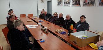 Občni zbor Čebelarskega društva Vransko