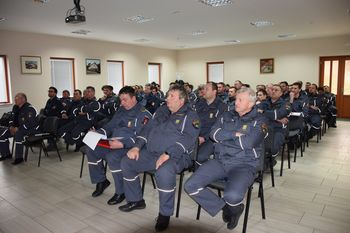 Strokovni posvet poveljnikov in namestnikov v GZ Žalec