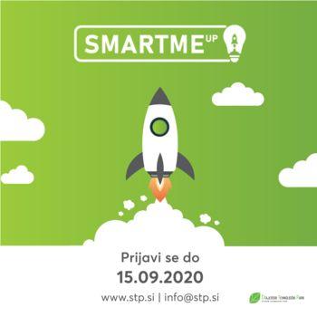 S programom SmartMeUP spremenite svojo podjetniško idejo v uspeh