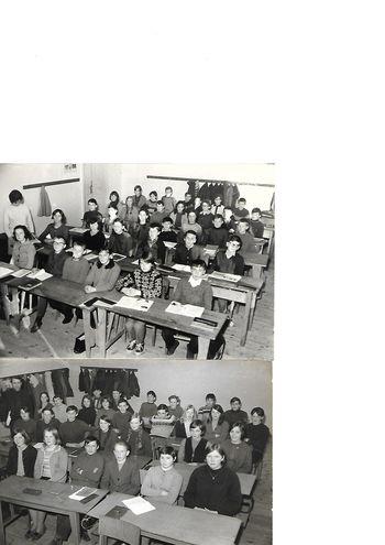 Ko smo po 50 letih spet sedli v šolske klopi ...