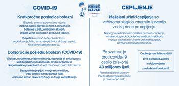 Na Vranskem cepljenje proti covidu-19 vsak četrtek