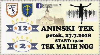 12. ANINSKI TEK, CIRKULANE 2018