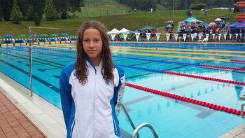 1. dan letnega odprtega združenega prvenstva Slovenije v plavanju