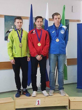 Ivo Cicmanovič Zimet – ligaški prvak