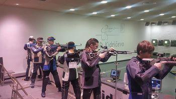 Regijsko področno tekmovanje v streljanju za srednje šole