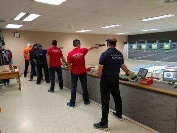 Na regijskem prvenstvu v streljanju z zračnim orožjem Kidričani do treh odličij