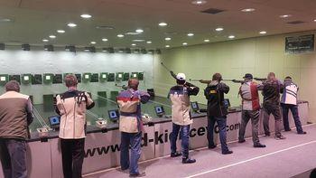 Regijsko prvenstvo serijska zračna puška člani