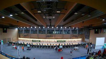 V športni dvorani Kidričevo bo tekmovalo več kot 400 najboljših slovenskih strelcev.