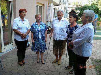 Druženje z oskrbovanci doma upokojencev Ptuj, enota Kidričevo