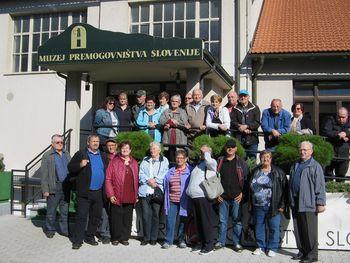 Ekskurzija v Velenje