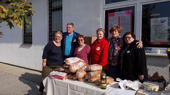 Krajevna organizacija Rdečega križa Cirkovce ponovno zelo uspešna